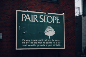 PAIR SLOPE
