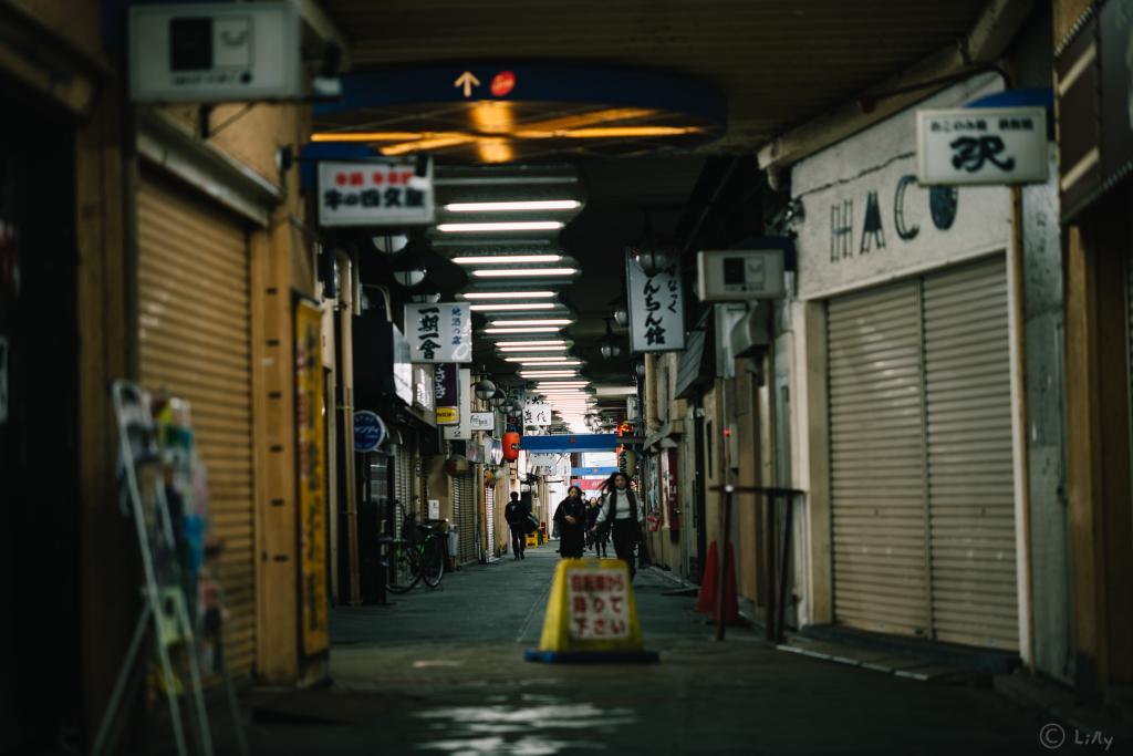 高円寺ストリートの内観