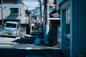 高円寺の住宅街